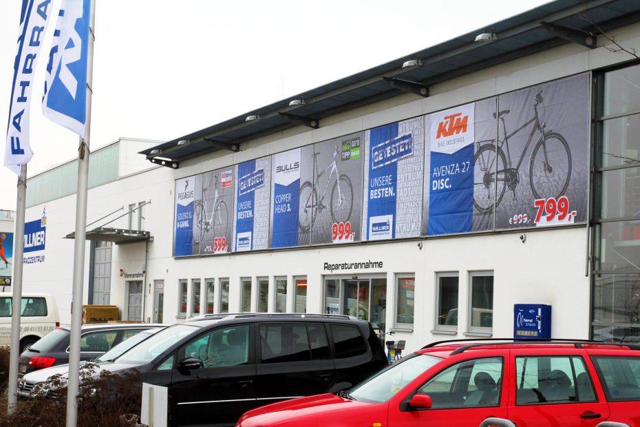 willner fahrradzentrum corporate design