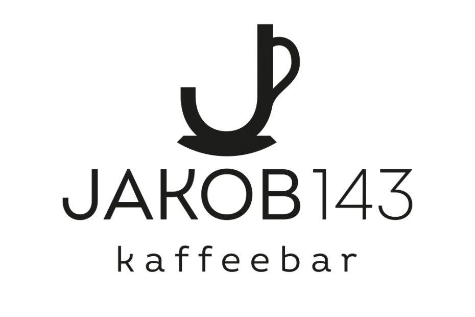 Jakob 143 Kaffeebar, Logo