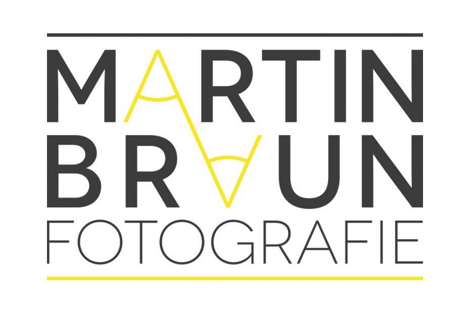 Martin Braun Fotografie, Logoentwicklung